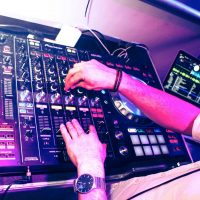 Festlig DJ